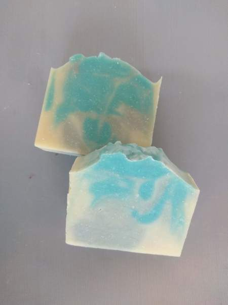 Wind and Waves Soap
